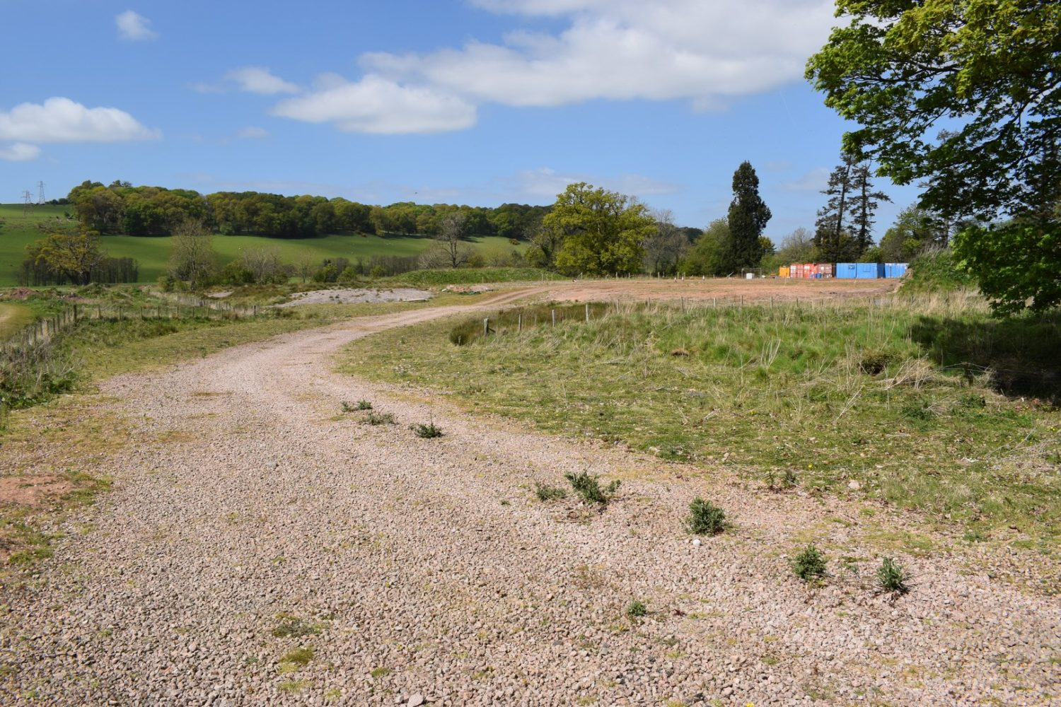Serviced Building Plots, New Abbey Road, Cargenholm , Dumfries, DG2 8ER - Grieve Grierson Moodie and Walker