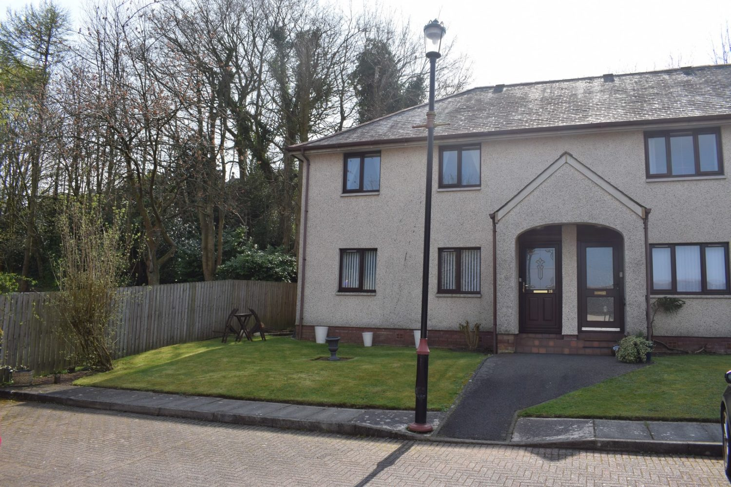 26  Corberry Mews , Dumfries DG2 7AX - Grieve Grierson Moodie and Walker