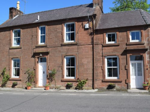 The Red House, Lochfoot, Dumfries DG2 8NR - Grieve Grierson Moodie & Walker