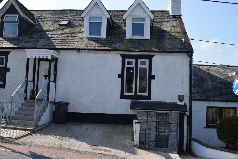 Kings Arms Cottage, Kirkgate, Dunscore, DG2 0SZ - Grieve Grierson Moodie & Walker