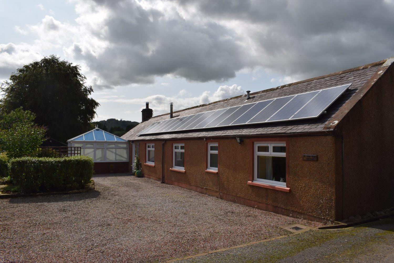 Meadow View Cottage, Low Road, Hightae, Lochmaben, DG11 1JT - Grieve Grierson Moodie & Walker