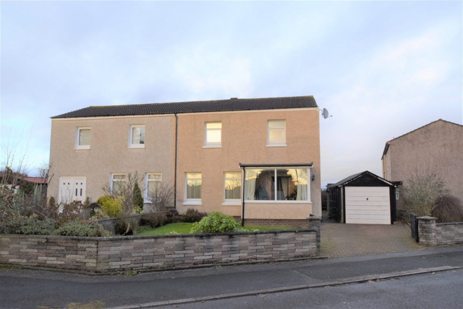 3 Herdel Road, Carrutherstown, DG1 4JZ - Grieve Grierson Moodie and Walker