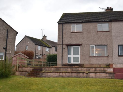 83 Wallamhill Road, Locharbriggs, Dumfries, DG1 1UP - Grieve Grierson Moodie and Walker
