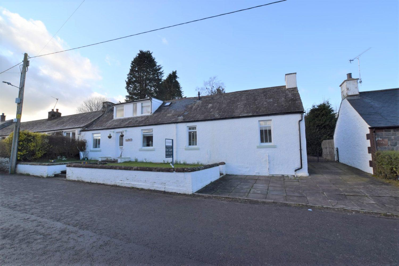 Ellmar, Main Street, Lochfoot, Dumfries, DG2 8NR - Grieve Grierson Moodie & Walker