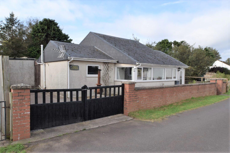 Rosebud Cottage, Sandy Lane West Southerness DG2 8BB - Grieve Grierson Moodie & Walker