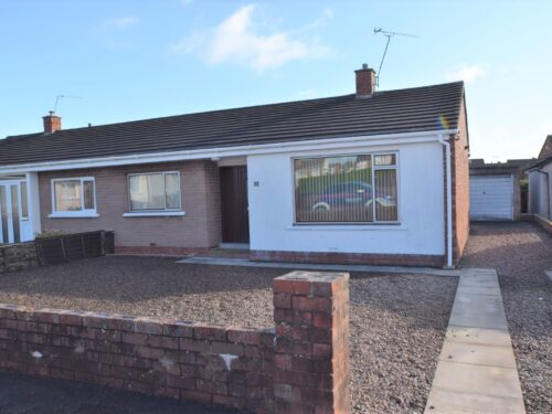 11 Burnt Firs Place, Heathhall, Dumfries DG1 3RW - Grieve Grierson Moodie & Walker