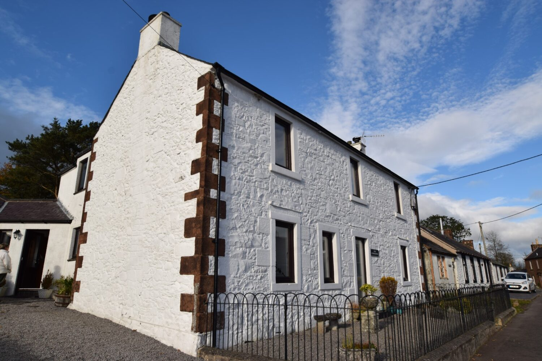 The Old Schoolhouse, Lochfoot DG2 8NR - Grieve Grierson Moodie & Walker
