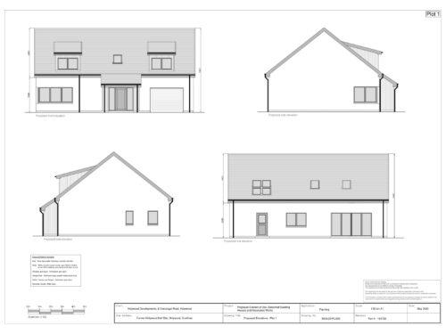 Plot 1 Holywood, Dumfries, Dumfries & Galloway, DG2 0RH - Grieve Grierson Moodie & Walker