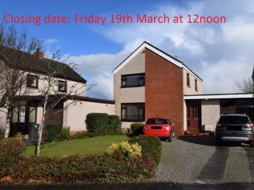 57 Noblehill Avenue, Dumfries, DG1 3HS - Grieve Grierson Moodie & Walker